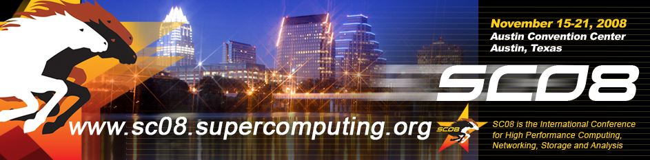 Supercomputing 2008