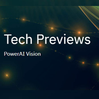 PowerAI Vision Tech Preview