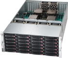 NumberSmasher Quadputer 4U GPU Server