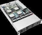 Microway's NumberSmasher 2U Quadputer GPU Server