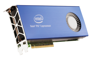 Xeon Phi 3120A coprocessor