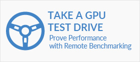 NVIDIA Tesla GPU Test Drive