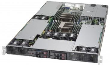 NumberSmasher 1U Tesla GPU Server- 1029GP-TR