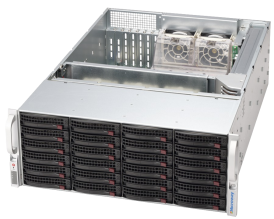 NumberSmasher 4U 2P Xeon HPC + Storage Server