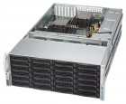 Microway 4U Storage System based on CSE-847BE1C-R1K28LPB