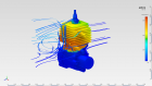 ANSYS_FLUENT_air_cooled_simulation_screenshot