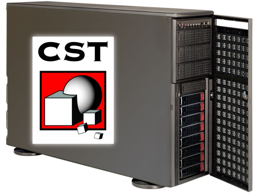 Microway's Pre-configured System for GPU-Accelerated CST Studio