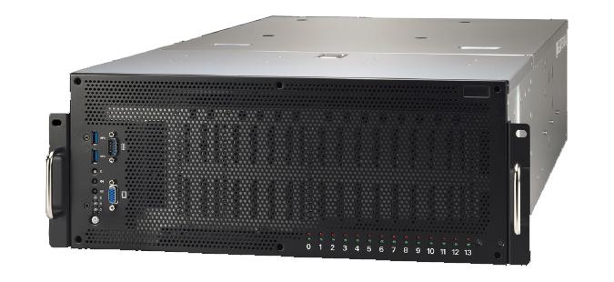 Microway Octoputer 4U 8 GPU Server - Tyan FT77D-B7109