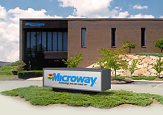 Photograph of Microway Corporate Headquarters