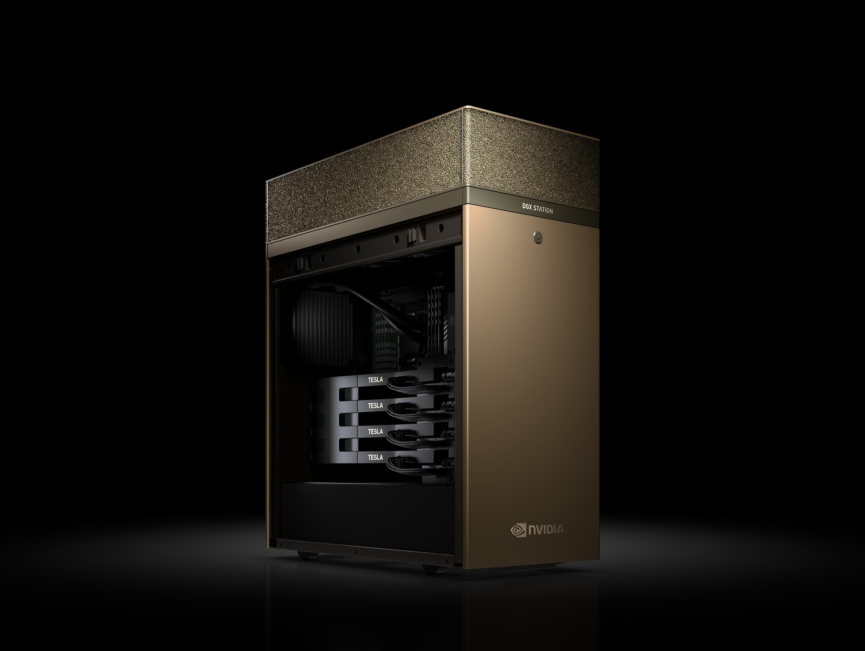 Nvidia Dgx Station Deep Learning Workstation Microway