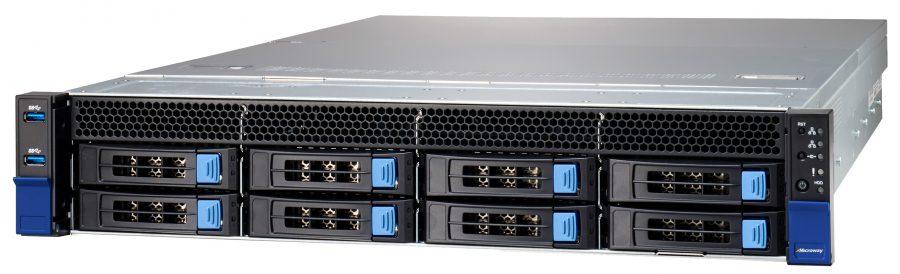 Image of Navion 2U 4 GPU Server