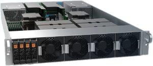 Navion 2U NVIDIA A100 GPU Server with NVLink