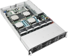 Microway's NumberSmasher 2U Quadputer GPU Server