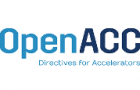 Logo of the OpenACC standard for Accelerator Directives