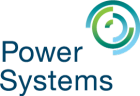 IBM Power Systems logo stacked